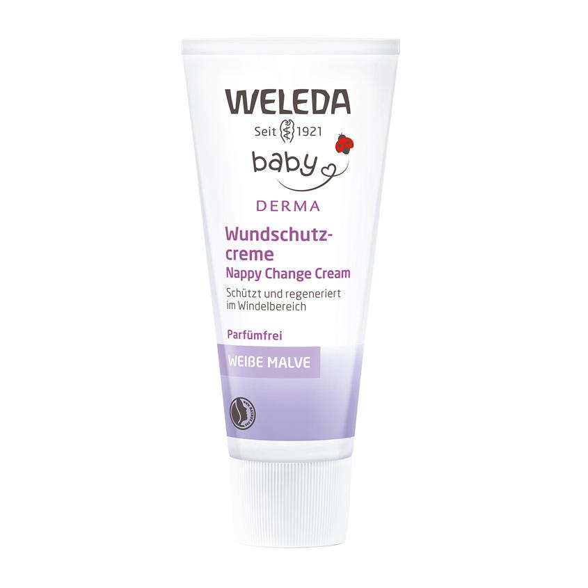 Купить WELEDA Крем для гиперчувствительной кожи в области пеленания с алтеем