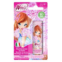 WINX CLUB Бальзам для губ детский с ароматом клубники 5,7 мл