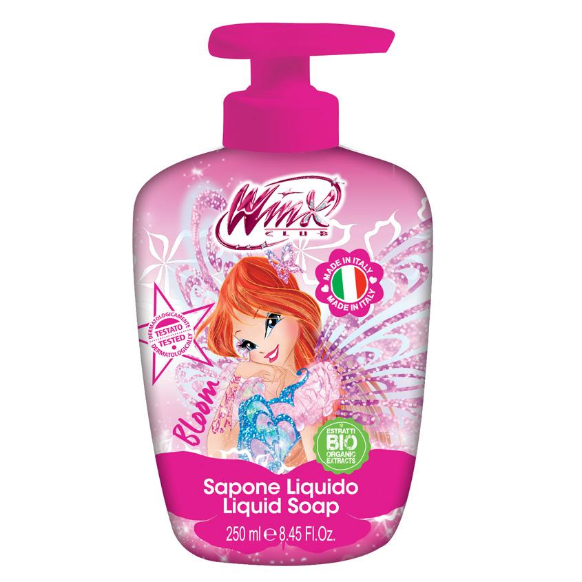 Купить WINX CLUB Жидкое мыло для детей Винкс Блум