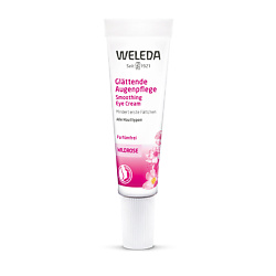 WELEDA Розовый разглаживающий крем для контура глаз 10 мл