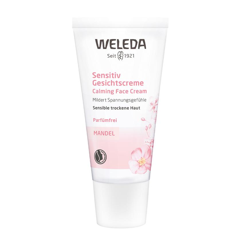 Купить WELEDA Деликатный питательный крем