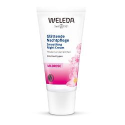 WELEDA Розовый разглаживающий ночной крем 30 мл
