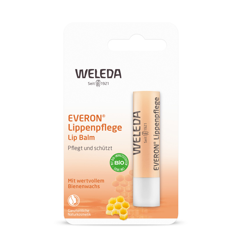 Купить WELEDA Бальзам для губ Everon