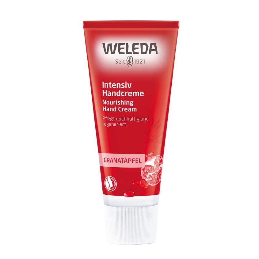 WELEDA Гранатовый восстанавливающий крем для рук.