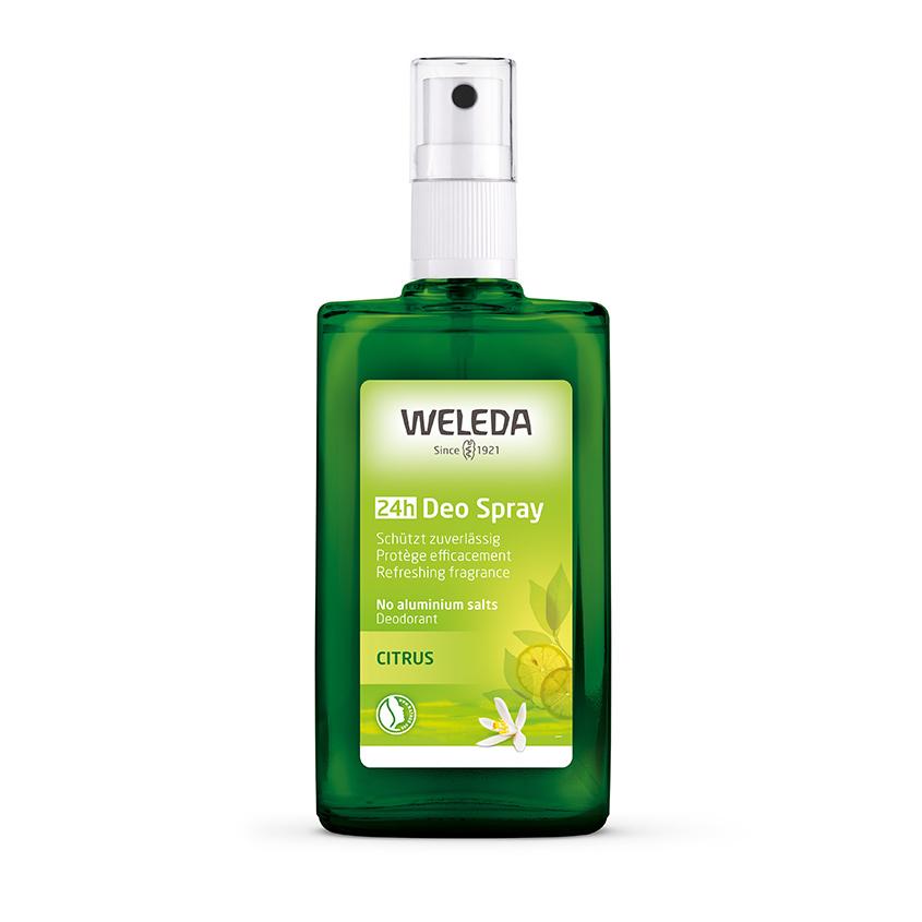WELEDA Цитрусовый дезодорант