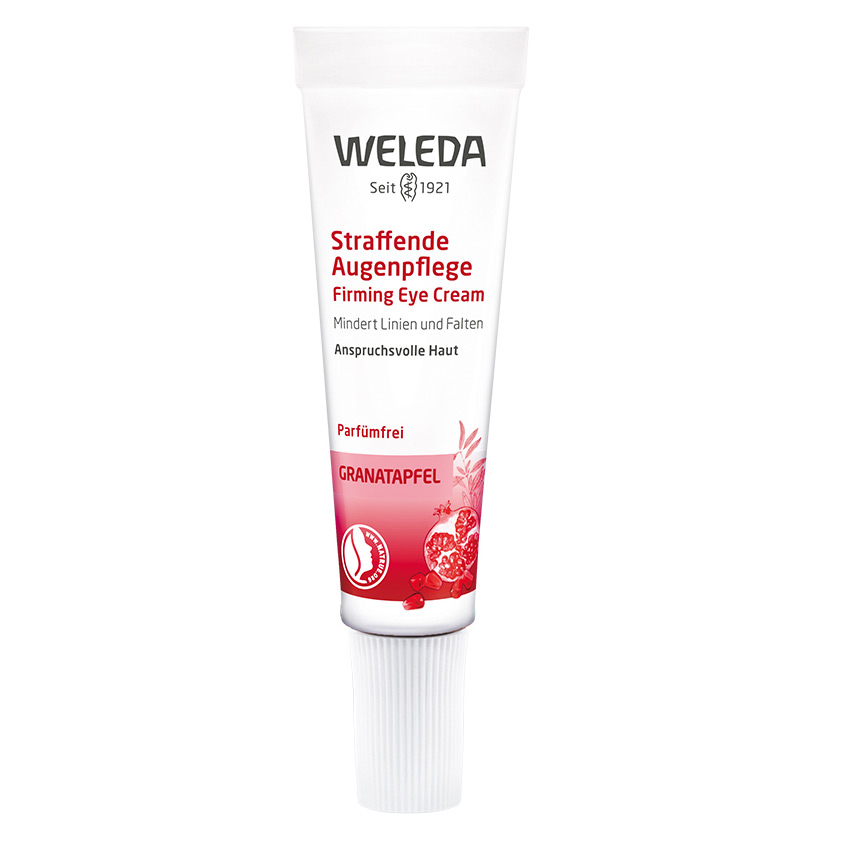 WELEDA Гранатовый крем-лифтинг для контура глаз.