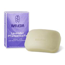 WELEDA Лавандовое растительное мыло 100 мл