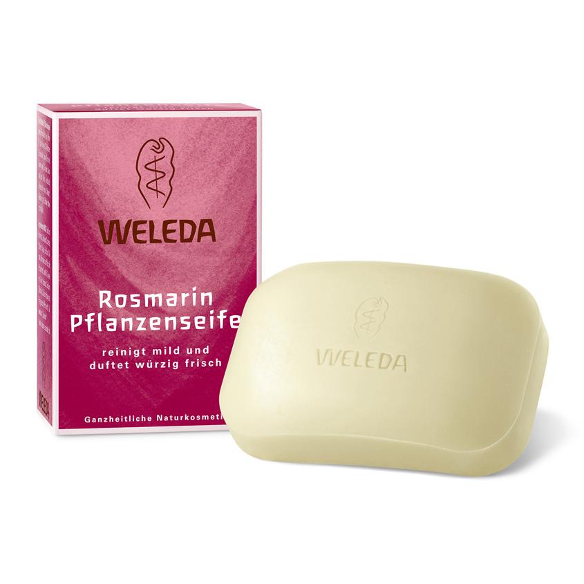 WELEDA Розмариновое растительное мыло