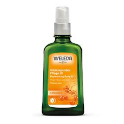 WELEDA Облепиховое питательное масло для тела 100 мл