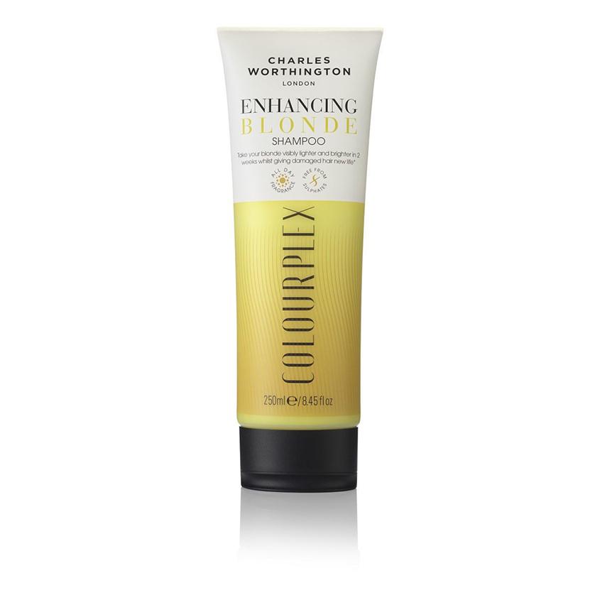 Купить CHARLES WORHINGTON Шампунь для светлых волос 2в1 Усиление цвета и восстановление волос