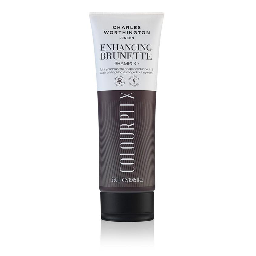 Купить CHARLES WORHINGTON Шампунь для темных волос 2в1 Усиление цвета и восстановление волос