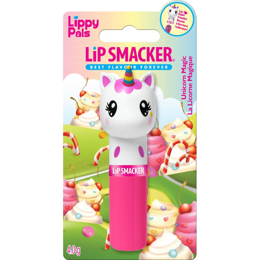 LIP SMACKER Блеск для губ Единорог c ароматом Волшебный Единорог