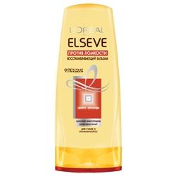LOREAL Бальзам восстанавливающий Elseve Против ломкости для ломких волос и секущихся кончиков 200 мл (LOREAL PARIS)