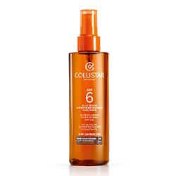 COLLISTAR Интенсивное защитное сухое масло SPF 6 для лица, тела и волос 200 мл