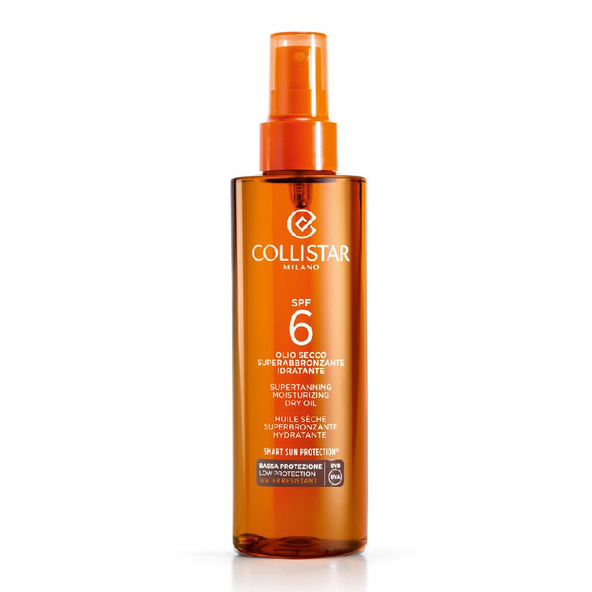 COLLISTAR Интенсивное защитное сухое масло SPF 6 для лица, тела и волос
