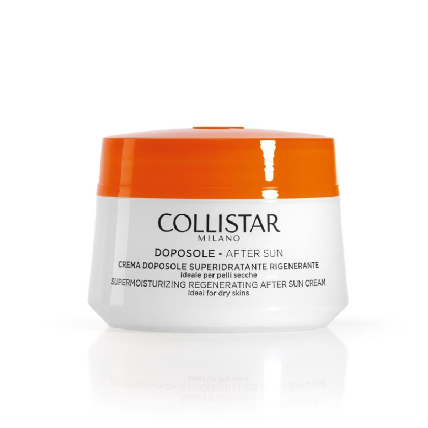 COLLISTAR Суперувлажняющий и восстанавливающий крем после загара для сухой кожи