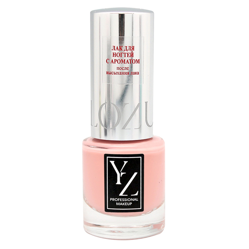 YZ Лак для ногтей Glamour Aroma Nail