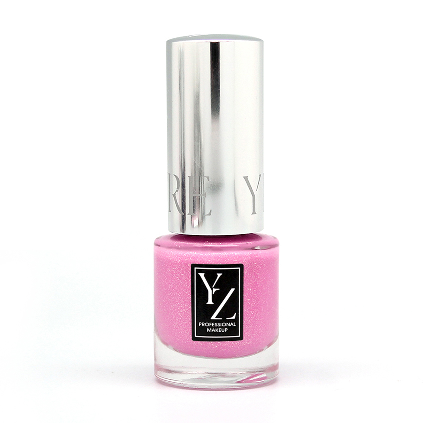 YZ Лак для ногтей Гламур Песочный микс