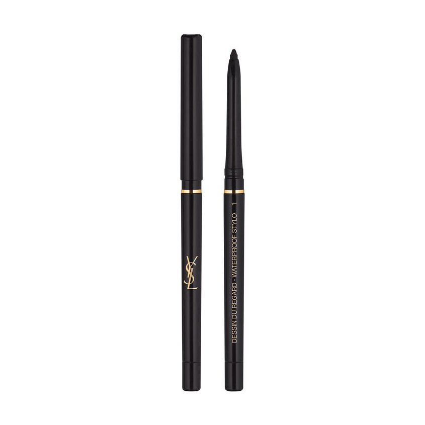 YSL Автоматический водостойкий карандаш для глаз Dessin Du Regard Stylo Waterproof