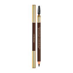 Купить YSL Карандаш для бровей № 2 Dark Brown, 1.3 г, YVES SAINT LAURENT