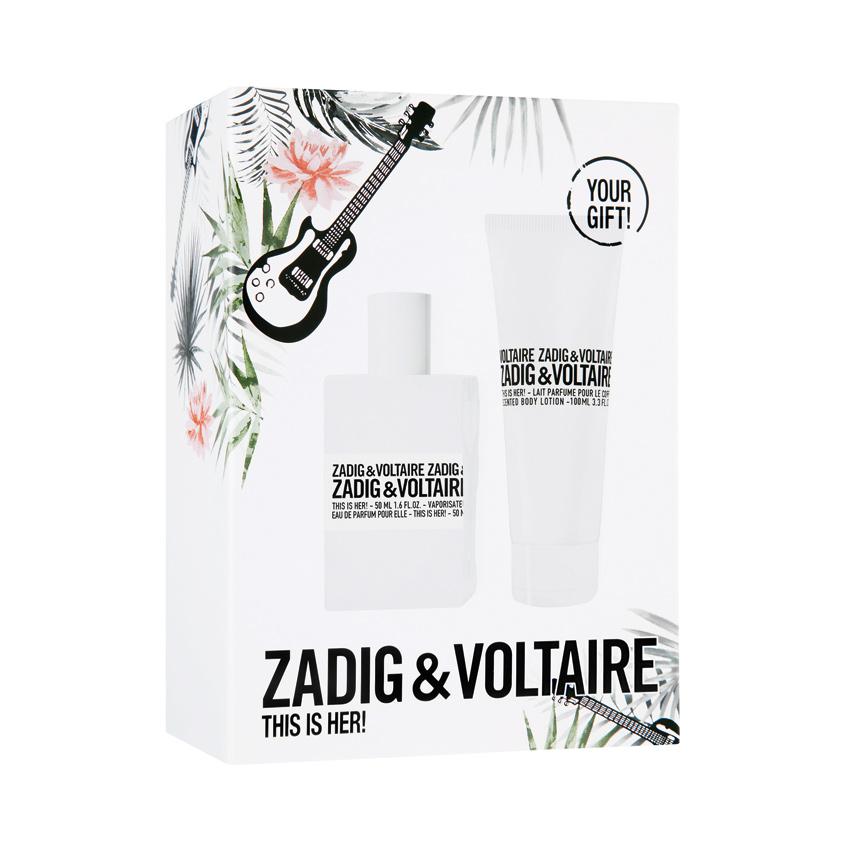 Купить ZADIG&VOLTAIRE Набор This Is Her!