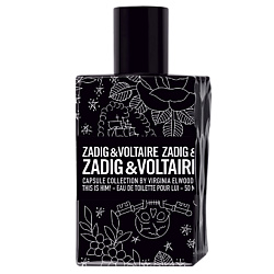 ZADIG&VOLTAIRE This Is Him! Capsule Collection Туалетная вода, спрей 50 мл marsha collier making money on ebay for dummies