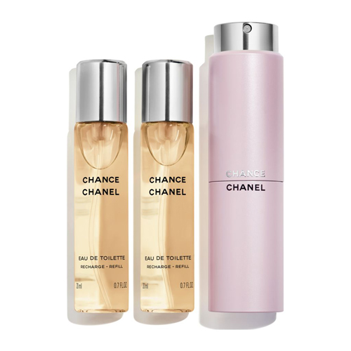 CHANEL CHANCE ТУАЛЕТНАЯ ВОДА TWIST AND SPRAY