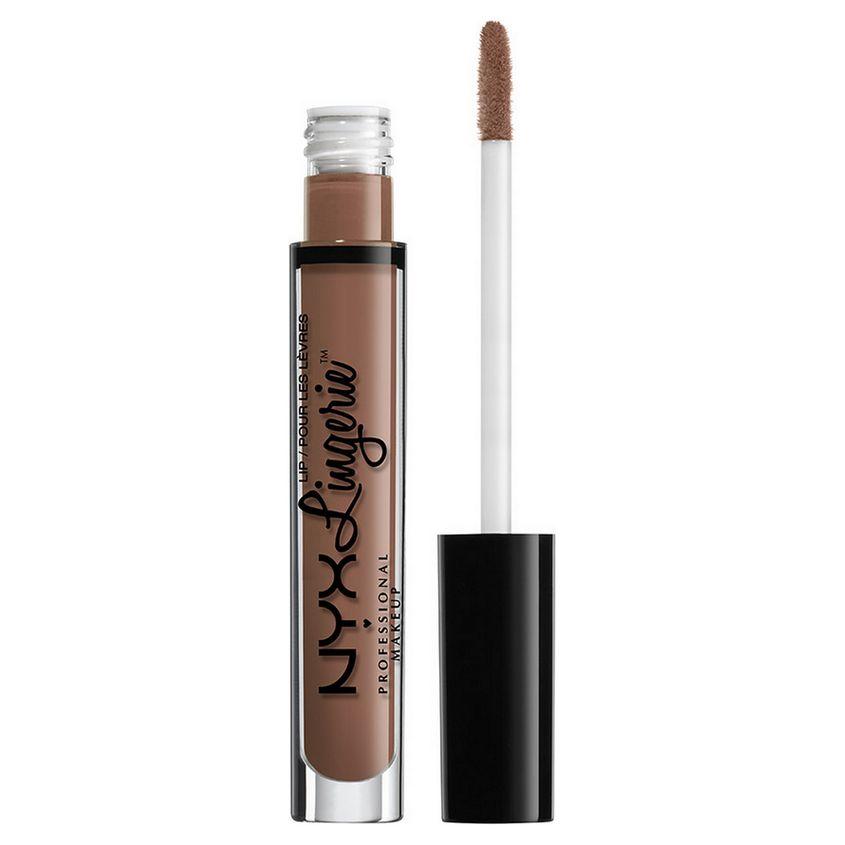 Купить NYX Professional Makeup Жидкая губная помада. LIP LINGERIE
